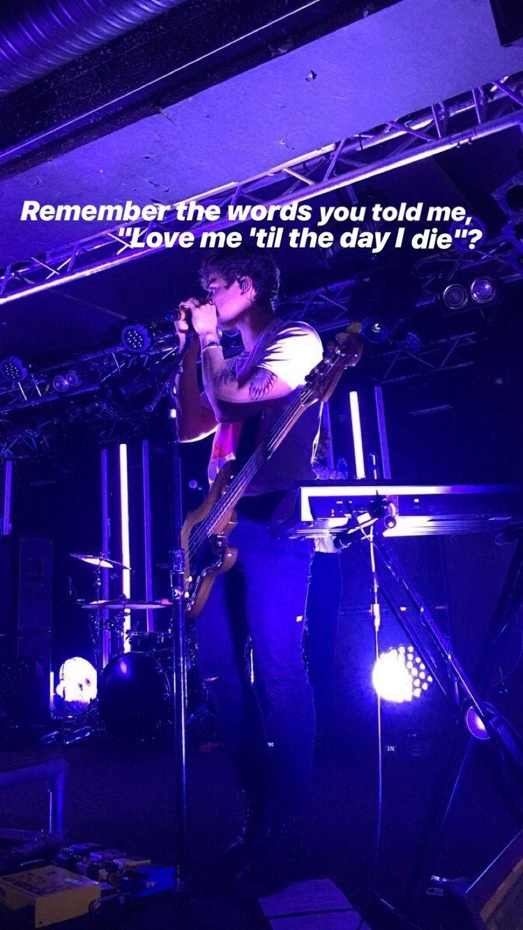 5sos Calumhood Youngblood Lyrics Newalviolet Live