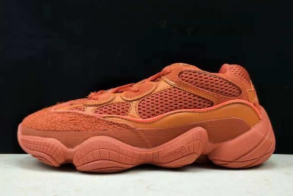 0bb078ff0dc0 Women s adidas Yeezy 500 Orange Red DB2968 in 2019