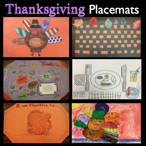 Thanksgiving Placemats Get Ready For The Holidays The Teaching 2 Step Thanksgiving Activities For Kids Thanksgiving Placemats Thanksgiving Activities
