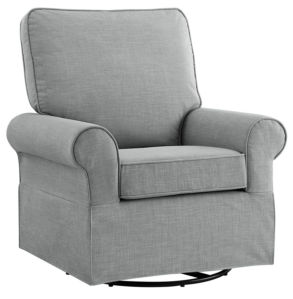 Baby Swivel glider, Swivel glider chair, Glider, ottoman