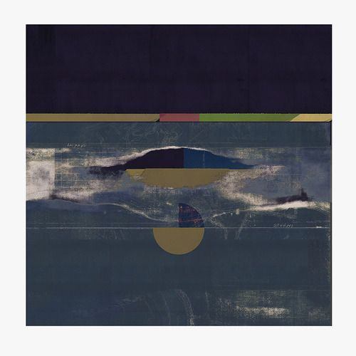 Abstract composition 330 Giclee print - 95 x 95cm Limited edition (20) http://etsy.me/1mDjQyT