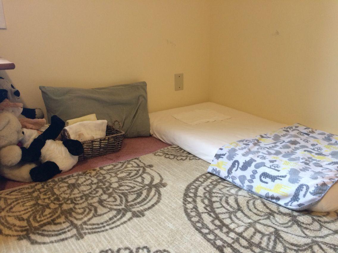 Sleeping area Sleeping area Montessori A