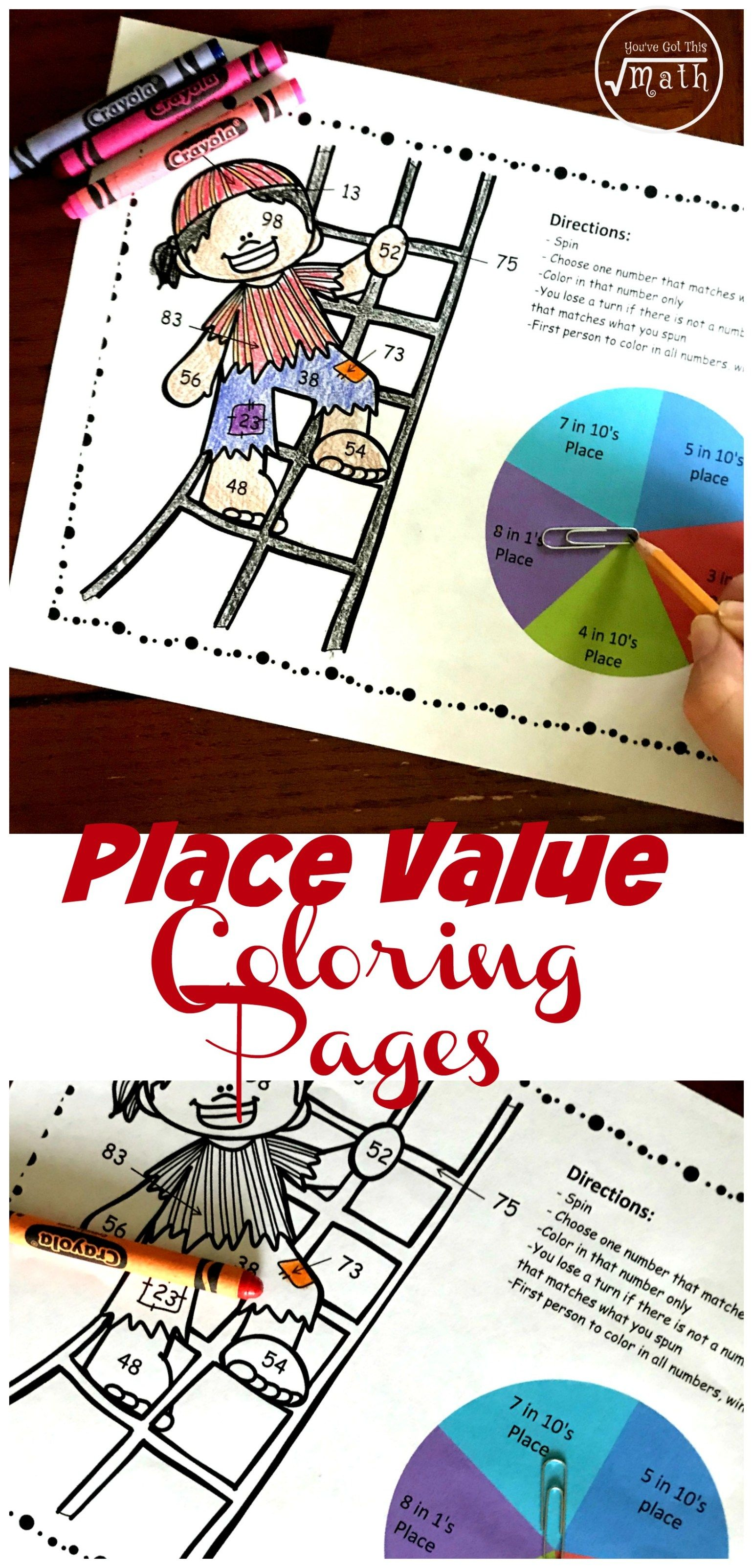 Do Your Students Need To Practice Place Value But Want