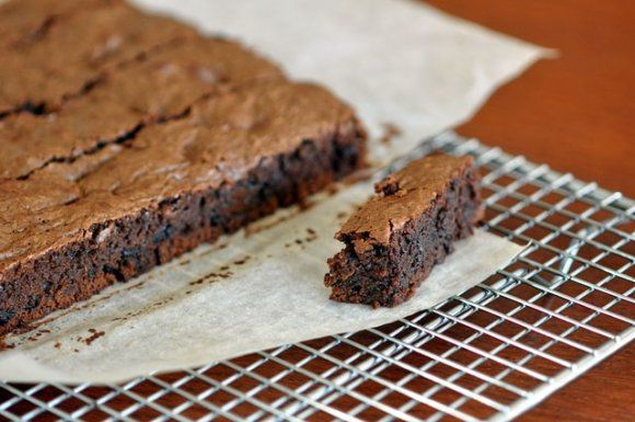 Super Chewy Brownies