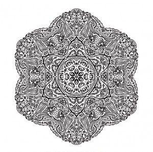 10 Mandalas Para Colorear Dificiles 2 Mandala Coloring Pages Mandala Coloring Coloring Pages