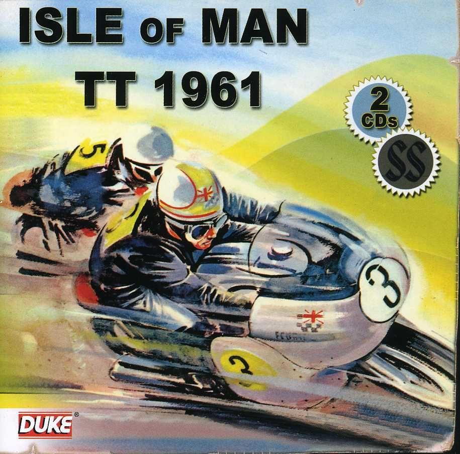 Isle Of Man Tt 1961 - Isle Of Man Tt 1961
