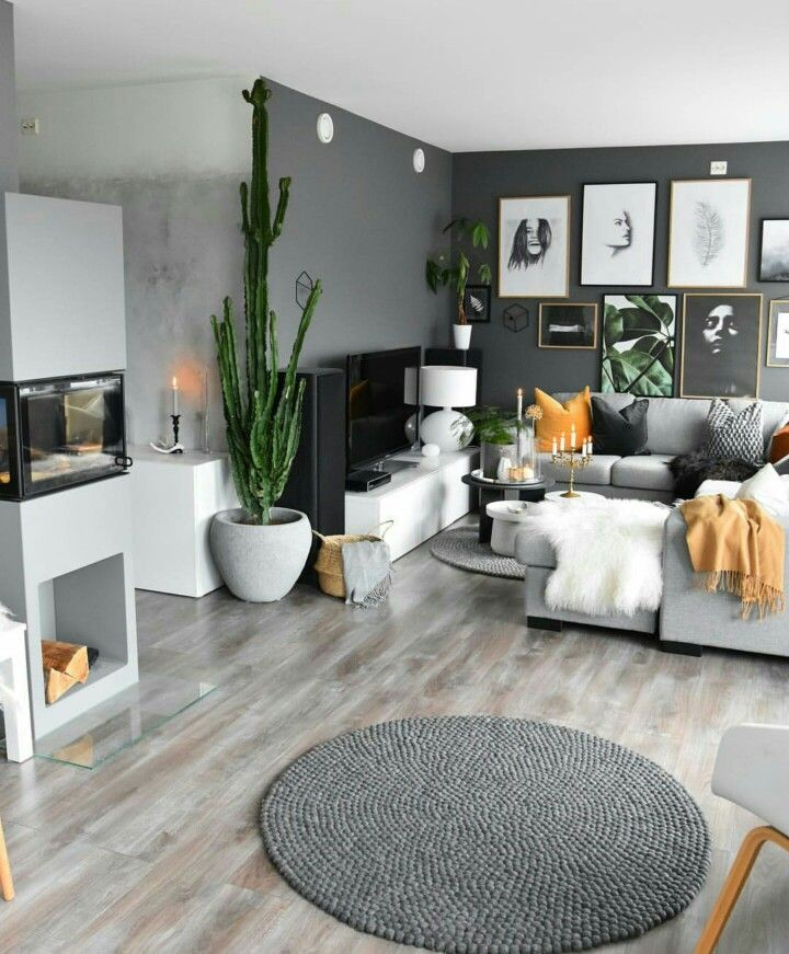 Modernlivingroom Grey Walls Living Room Living Room Grey Living Room Color