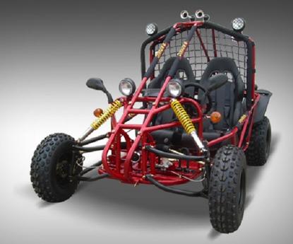 Jet Moto Go Kart - Buggy - 200cc Engine - Calif Legal