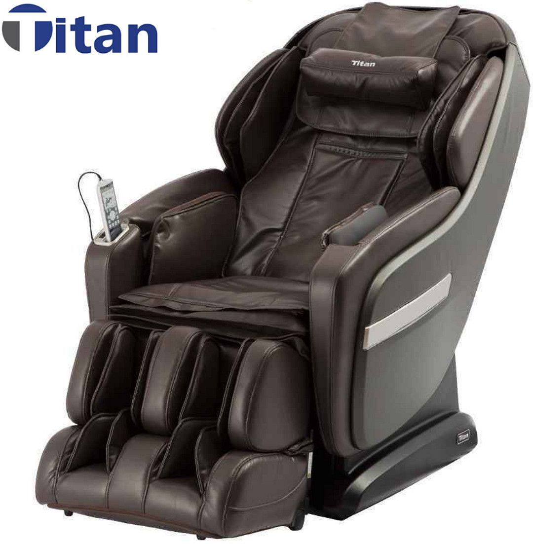Titan Pro Summit Zero Gravity Massage Chair Recliner with