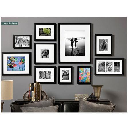 Prinz Gallery Expressions Wood Frame 16x20 Home Interior Decor