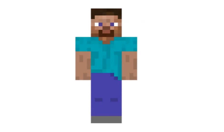 Como Desenhar O Steve De Minecraft Skin How To Draw Steve From Minecraft Steve Minecraft Skins Boy How To Draw Steve