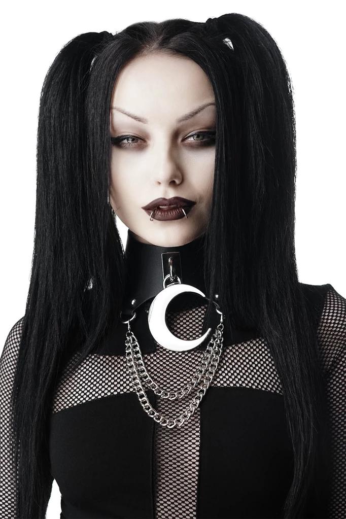 KILLSTAR Moon Rawk Choker in 2020 Hot goth girls, Goth