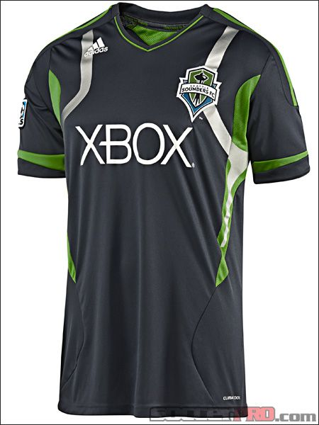 new product 51c21 b9674 Seattle Sounders Jersey 2012 | Soccer Jersey's | Adidas ...