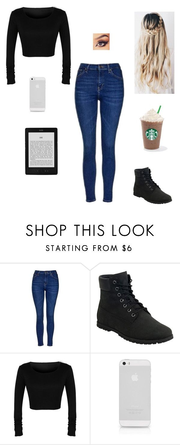 """""""~ Like It's 1954"""" by delahunty-ashton ❤ liked on Polyvore featuring Topshop, Timberland and AT&T"""