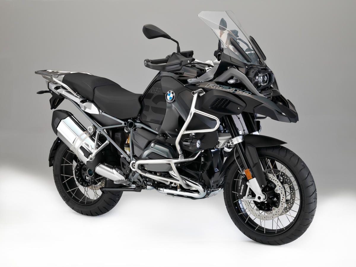 Bmw R 1200 Gs Adventure Triple Black Noir C Est Noir 1200
