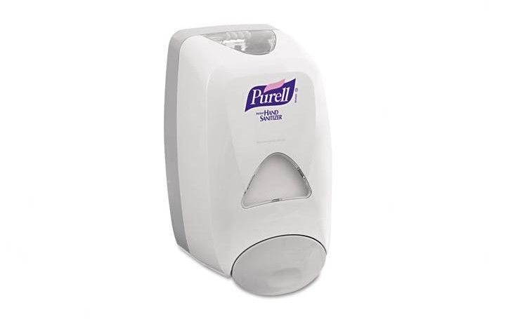 Fmx 12 Foam Hand Sanitizer Dispenser For 1200ml Refill Hand