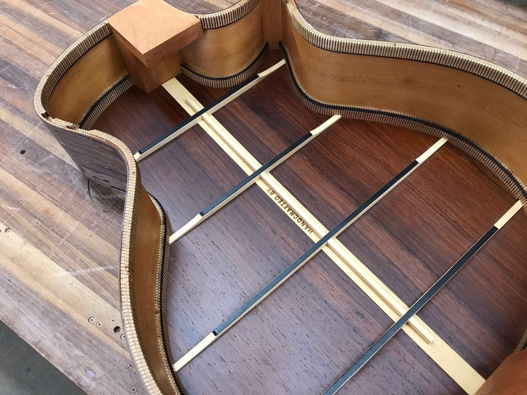My Long Awaited Second Michaud Made Build Thread Page 6 The Acoustic Guitar Forum Guitar Building Acoustic Guitar Luthiery