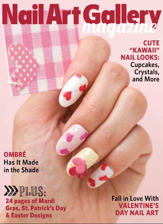 Nail Art Gallery Magazine - Issue #2 is out! Read it here for free ...