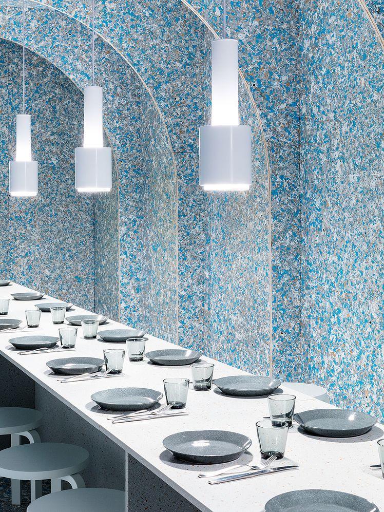 Economic Interior Design Ideas: Finnish Design Shop Takes Part In Zero Waste Exhibit In