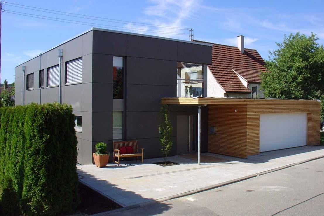 Bv dietz moderne häuser von architekturbüro arndt