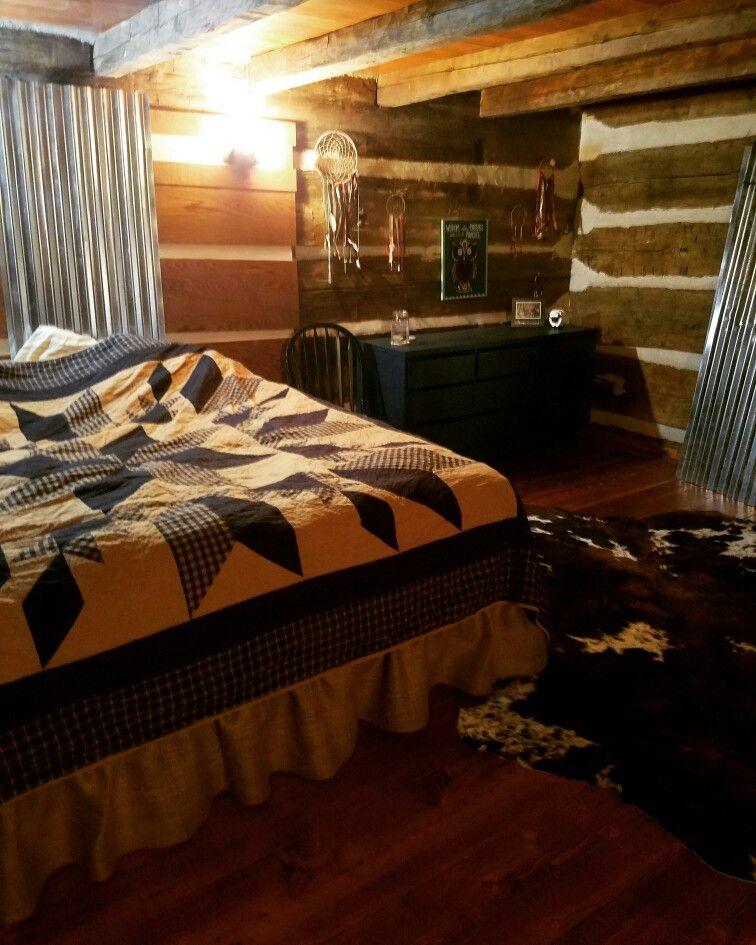 Burlap bed skirt diy cowhide rug dream catchers in
