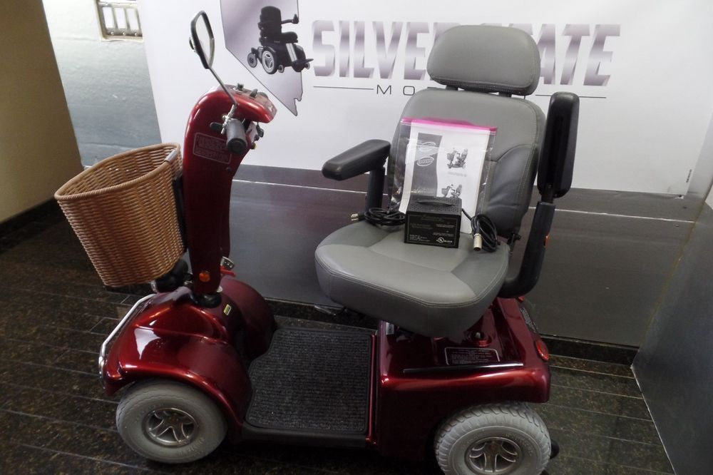 Hoveround Forerunner Mobility 4-Wheeled Scooter 350lb Capacity**NEVER BEEN USED* # & Hoveround Forerunner Mobility 4-Wheeled Scooter 350lb Capacity ...
