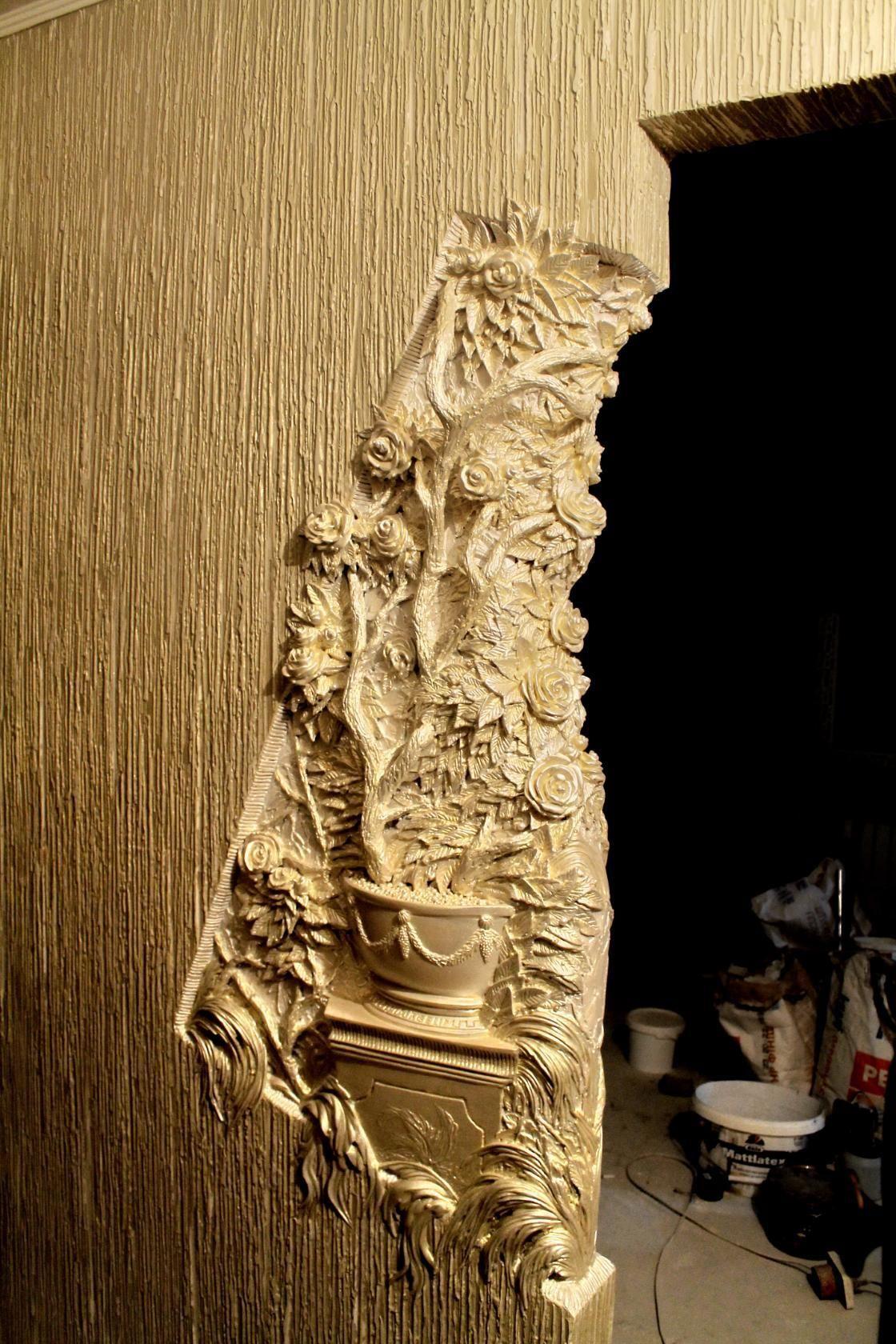 Скульптуры у дома своими руками фото 278
