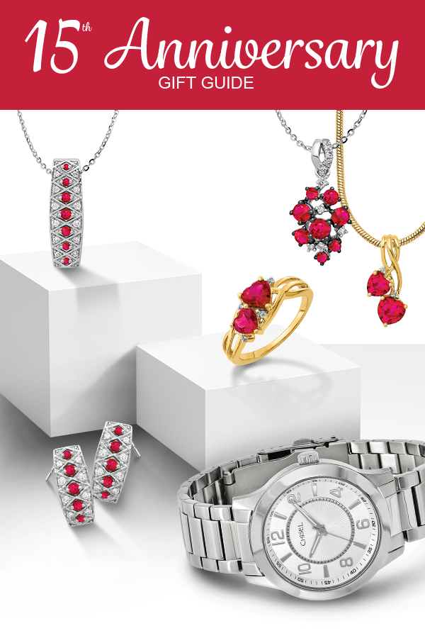 31+ 15 year anniversary gift jewelry information