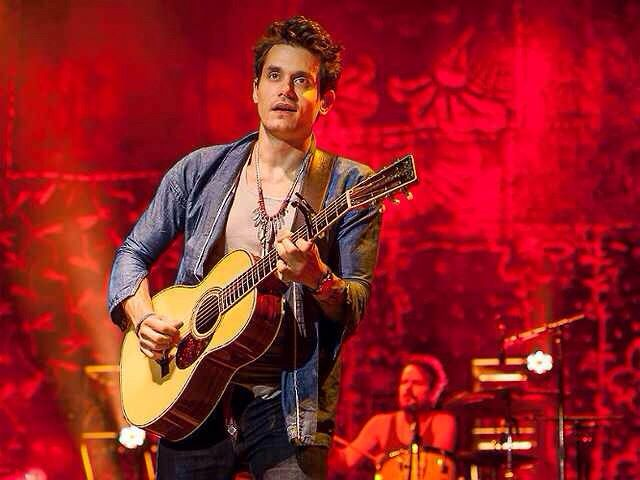 John mayer looking perfect as always