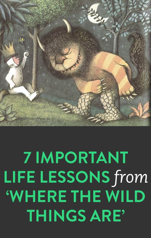 'Where the Wild Things Are' Turns 50: 6 Quotes That Will Make You Cry, Even Out of Context