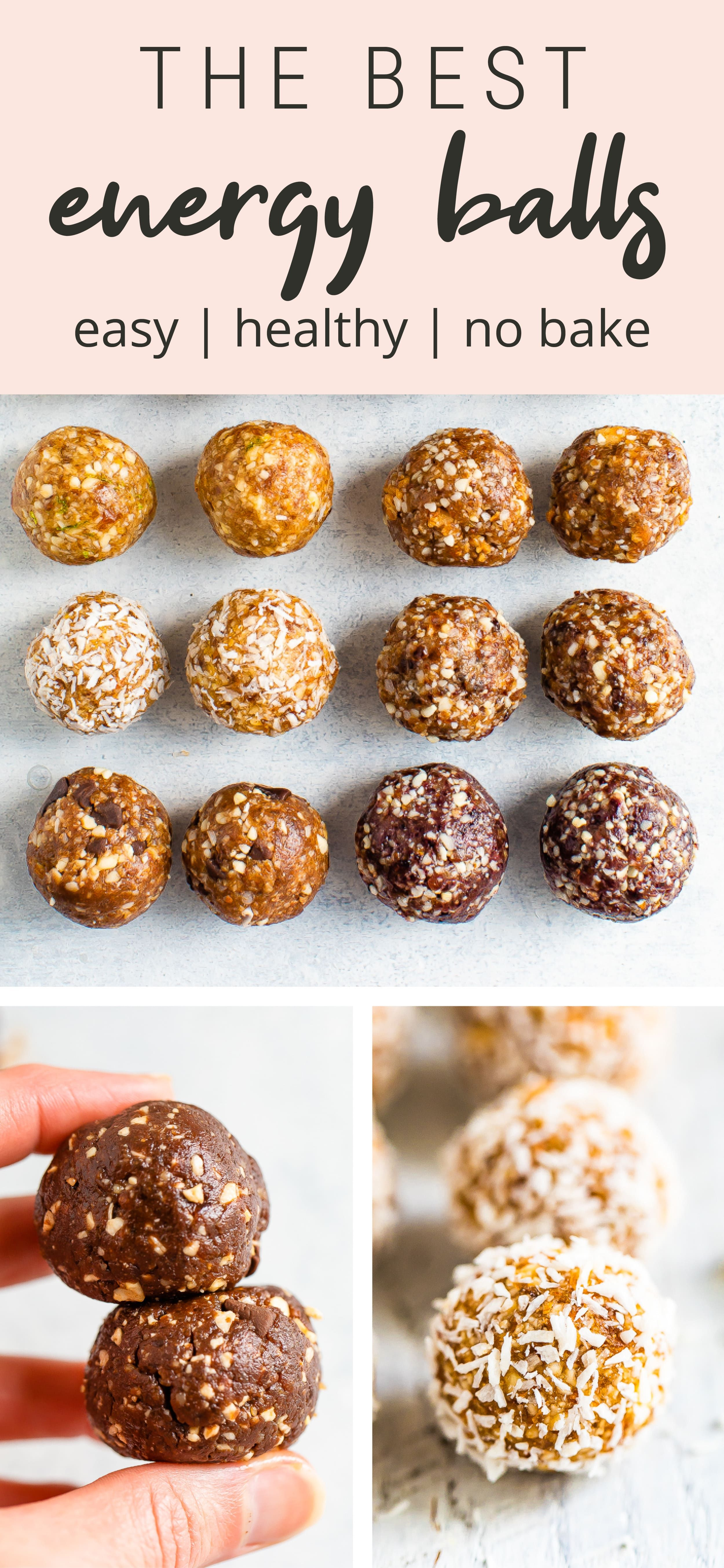 How To Make Date Energy Balls 10 Recipes Eating Bird Food Recipe Protein Power Balls Recipe Energy Ball Recipe Protein Balls Healthy