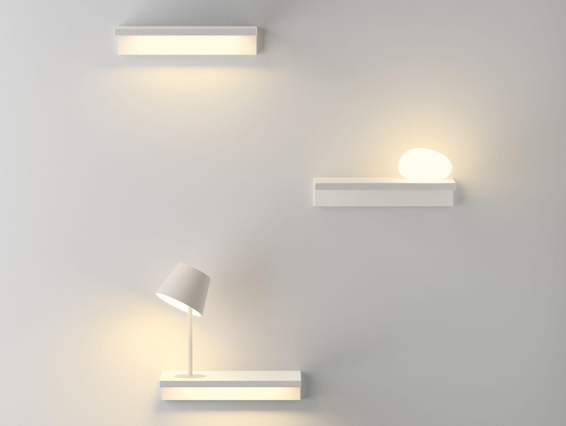 Lámpara de pared LED SUITE 6045 by Vibia dise±o Jordi Vilardell