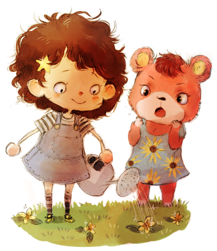 """acnl-nitpick: """"i know these were just supposed to be portraits but i went…"""