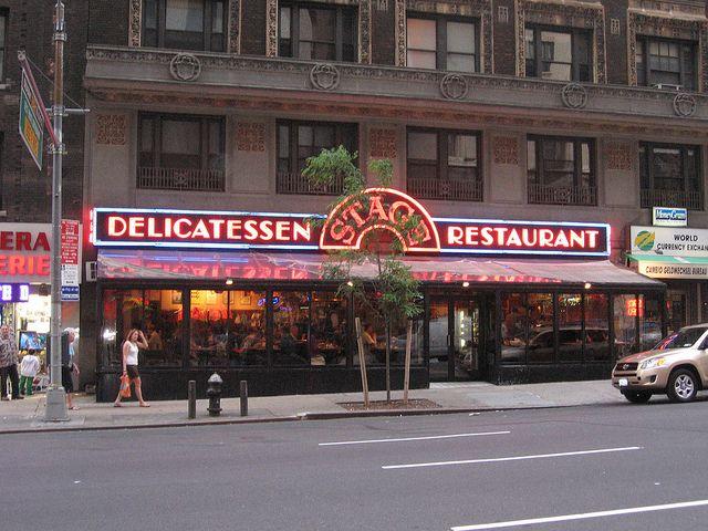 stage deli theatre district new york city i always get the julia