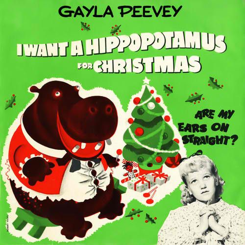Hippopotamus Christmas Christmas Past Pinterest Hippopotamus