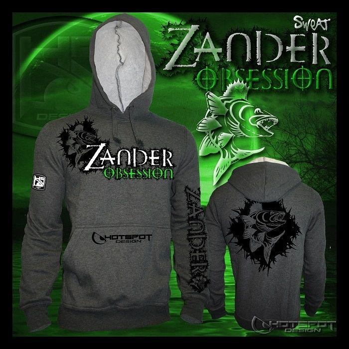 Felpa Zander Obsession HotSpot