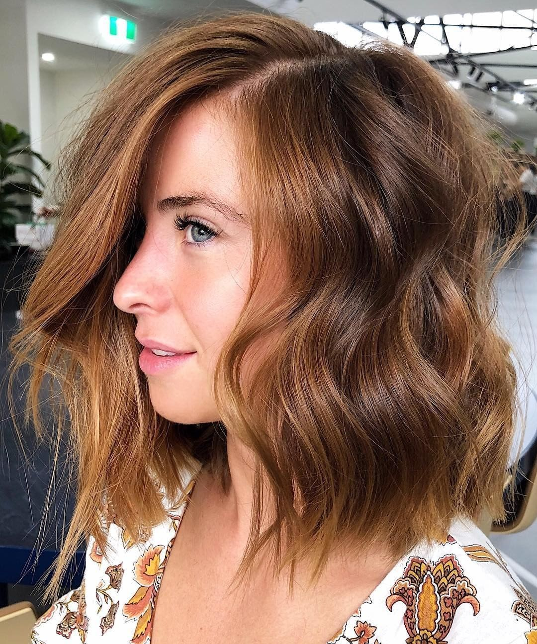 These 4 shades of balayage are trending for Fall