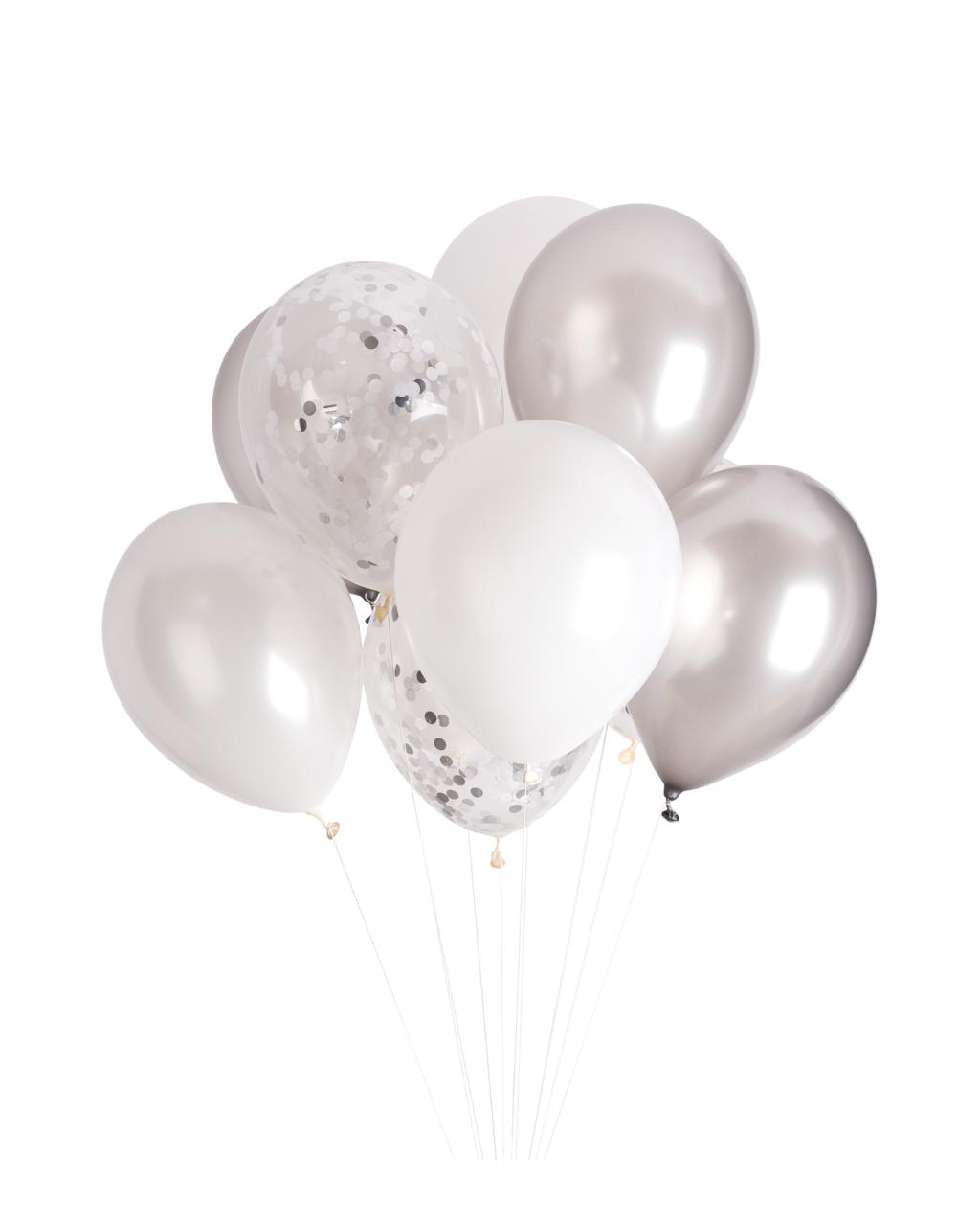 Shine Classic Balloons Festa De Formatura Convite Decoracao