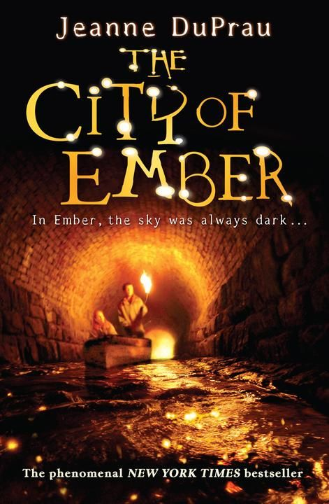 Cover Art For The City Of Ember Isbn 9780552552387