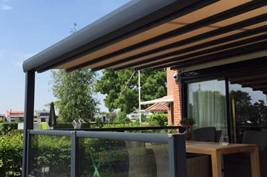 Terrace Roof Systems from Nationwide Home Innovations