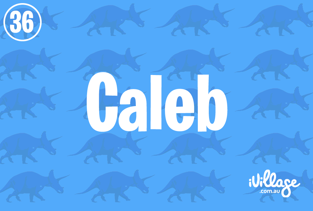 Most searched for baby boy names of 2014