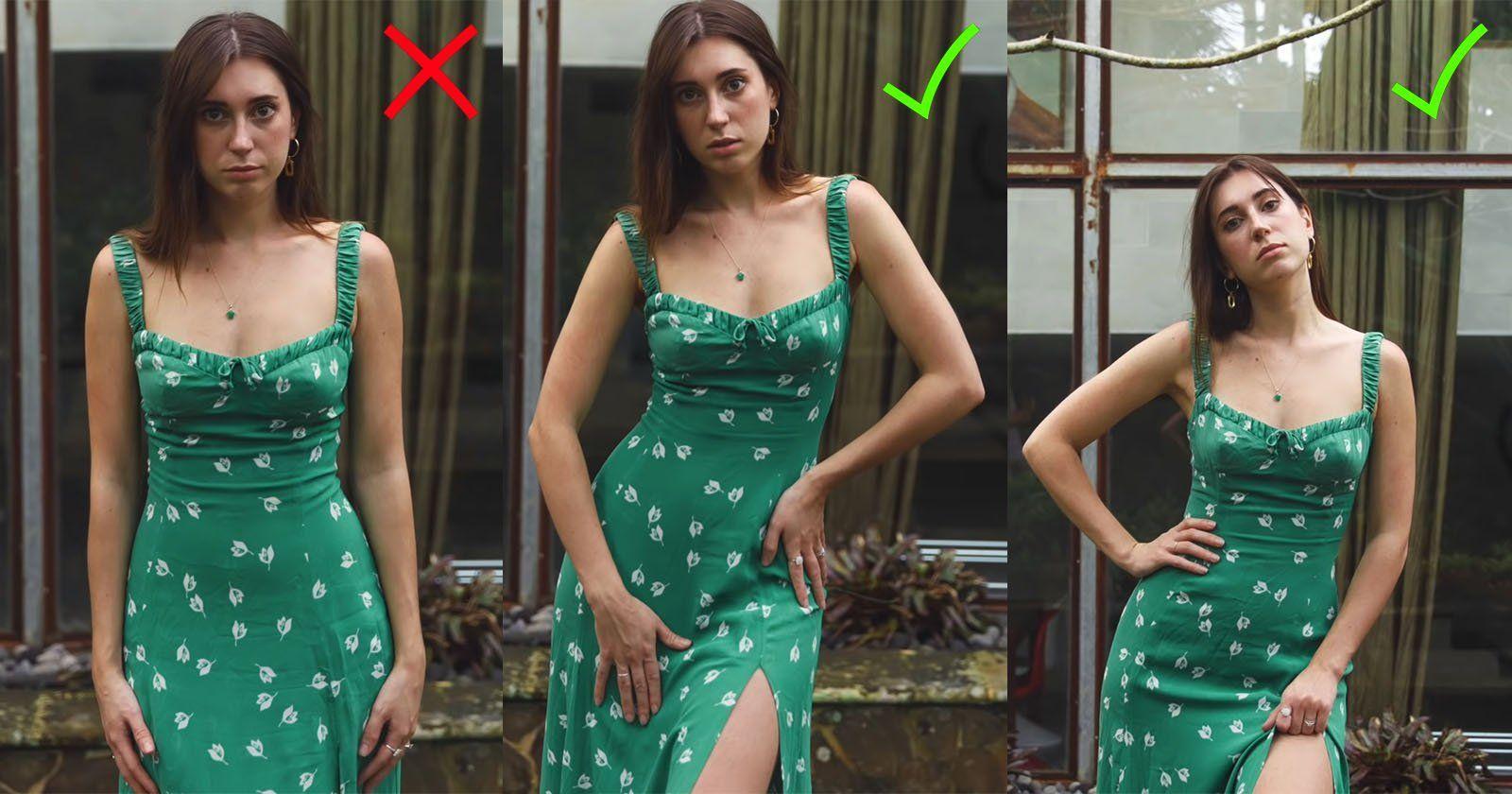 How to Pose Women Who Aren't Models – Poz verme ve taktikleri