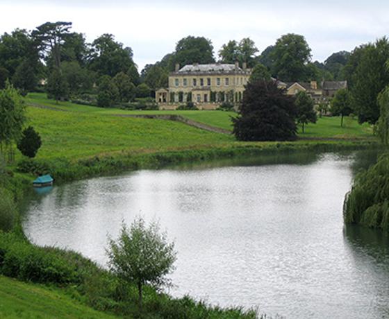 Glympton Deer Park Oxfordshire Pond Design Oxfordshire Garden Design