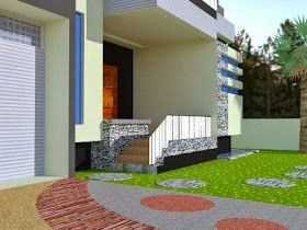 model teras minimalis | minimalis, dekorasi rumah, teras
