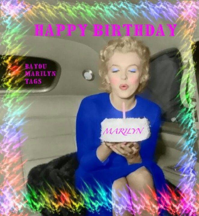 Birthday Cards Marilyn Monroe Birthday Birthday Wishes Birthday Cards
