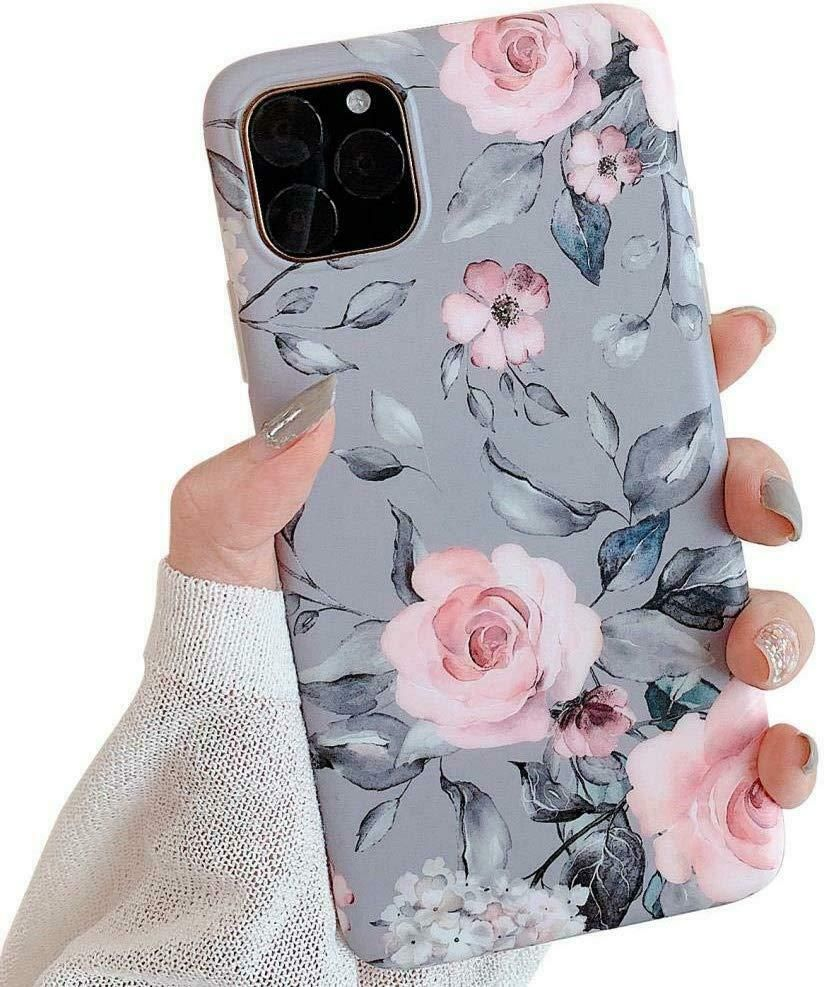 The Sea Garden - pastel iPhone 11 case