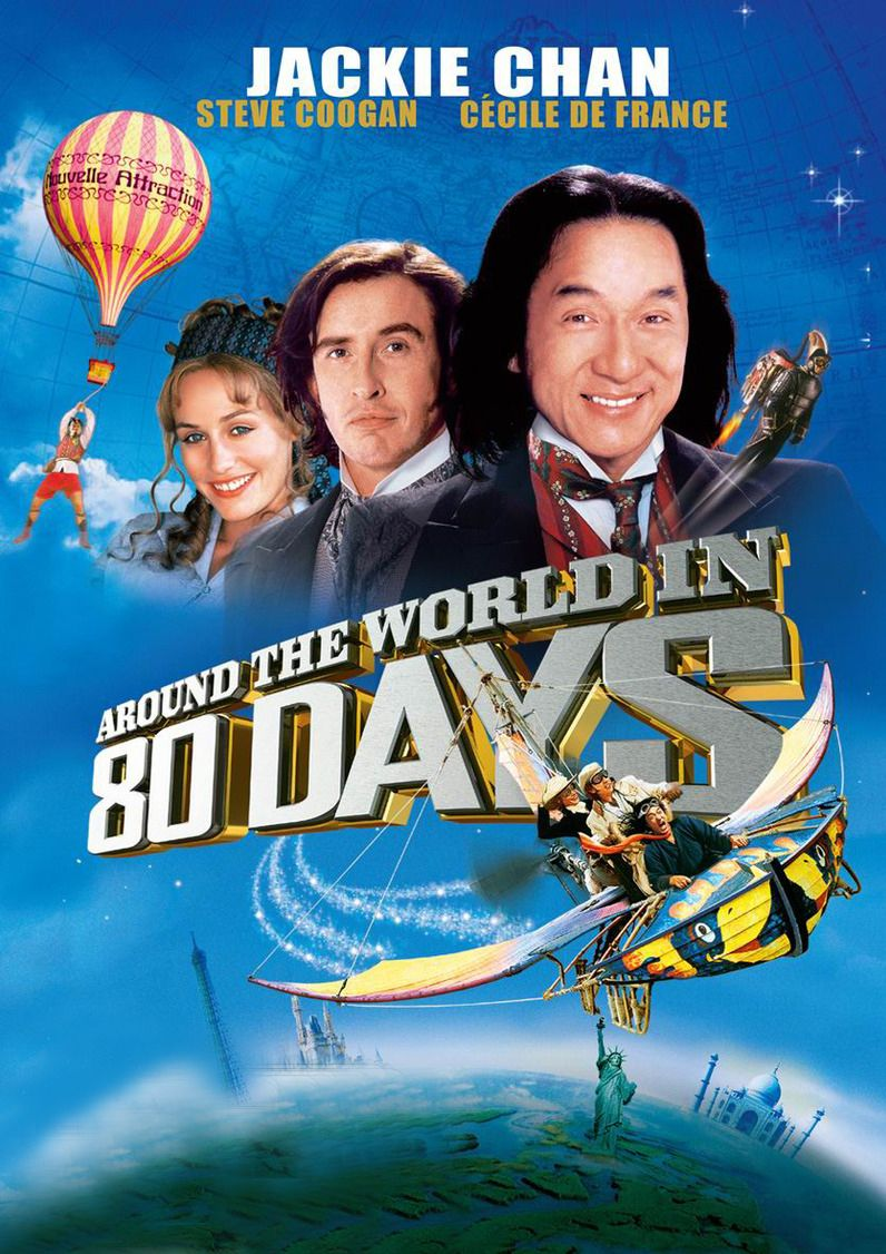 Around The World In 80 Days 2004 Dual Audio Eng Hindi