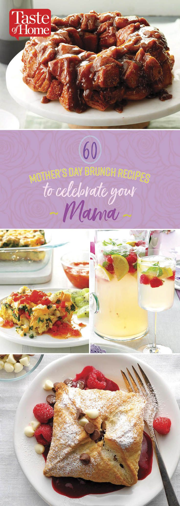 Celebrate Your Mom With These Mothers Day Brunch Recipes In 2018