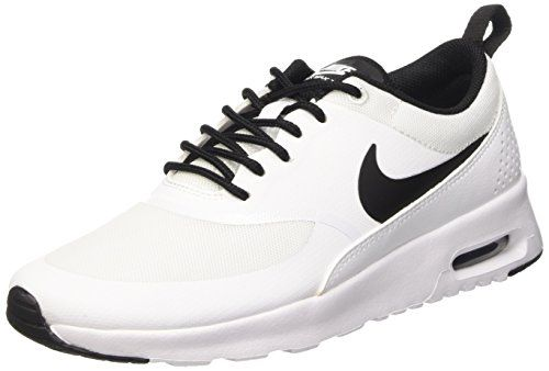 designer fashion 68118 95a2d Nike Damen Wmns AIR MAX Thea Sneakers, Weiß (102 WhiteBlack-White), ...