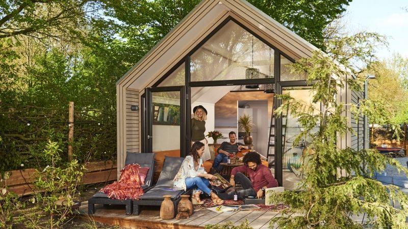 Tiny House Aan Het Strand Kopen Droompark Bad